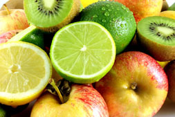 fruits for healthy juices