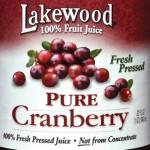 Choosing the Best Cranberry Juice – Lakewood PURE