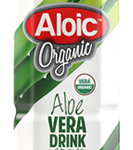 Aloic Organic Aloe Vera Drink Review