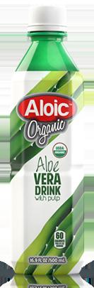 aloic organic aloe vera juice