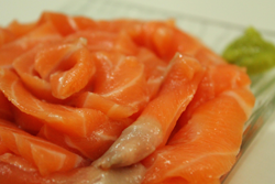 omega 3 rich salmon