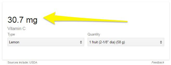 vitamin-c-in-lemon