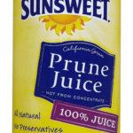 Health Benefits of Prune Juice — Amazing Natural Constipation Relief