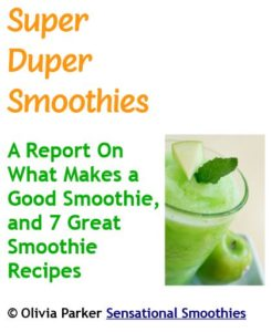 21 free juicing ebooks to help you jumpstart your health health olivia is the author of sensational smoothies and she will help you find out why smoothies are healthy and how to use green smoothies for a powerful forumfinder Choice Image
